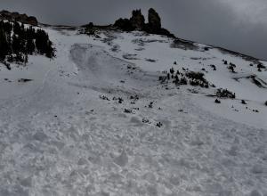 Chimney Rock Avalanche2