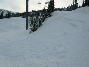 New snow instability in Bridgers