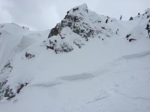 Hidden Gully Avalanche