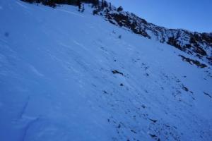 Emigrant Peak Avalanche   11/8/15