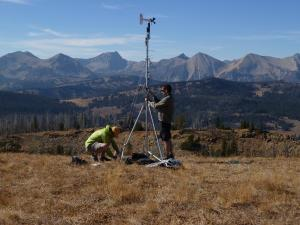 Taylor Fork Weather Station