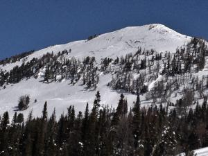 Skyline Ridge Avalanche